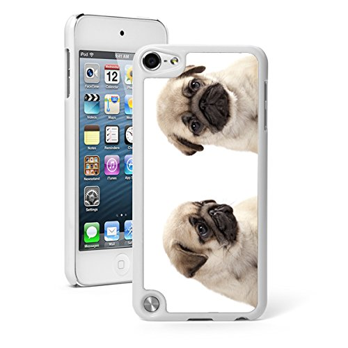 For Apple iPod Touch 5 5th// 6 6th Generation Dog Design Hard Back Case Cover