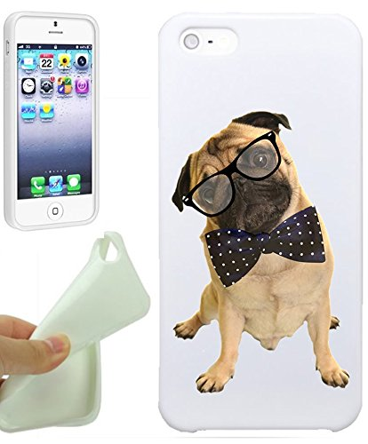 cover iphone 5s pug