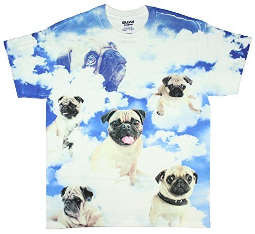 Pug Shirts For Women